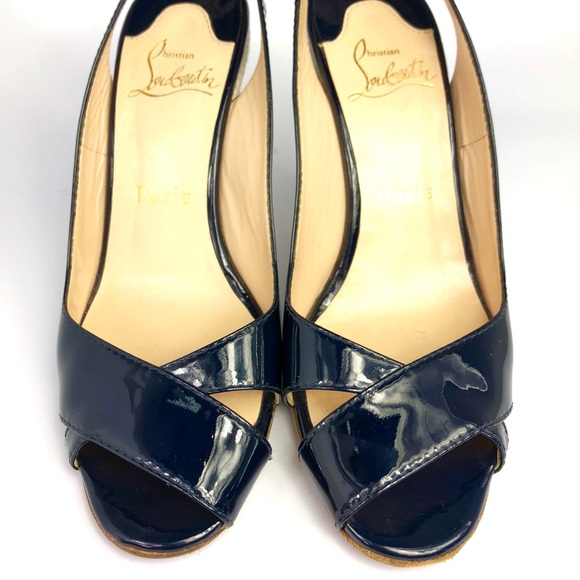 35259e3072aa Christian Louboutin Shoes - Authentic Pre-Owned Christian Louboutin Wedges